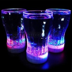 Vaso Luminoso Led