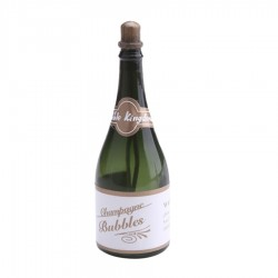 Burbujas Champagne