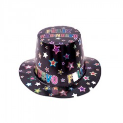 Sombrero copa año nuevo