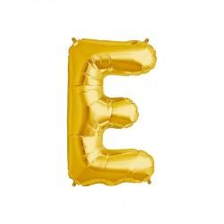 Globo letra E de 16 pulgadas