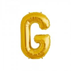 Globo letra G de 16 pulgadas