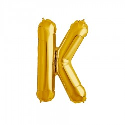 Globo letra K chico