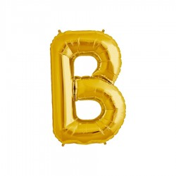 Globo letra B de 32 pulgadas