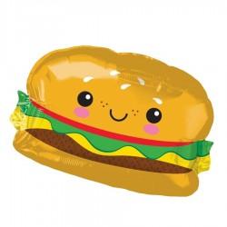 Globo hamburguesa