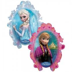 Globo Frozen Espejo