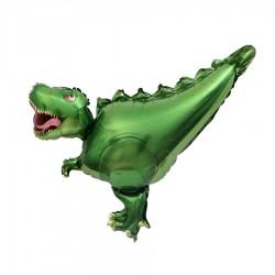Globo T-Rex Verde