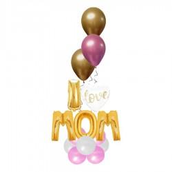 Bouquet I love mom