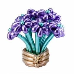 Bouquet florero