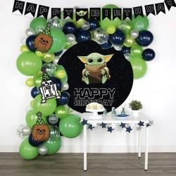 Kit decoración cumpleaños...