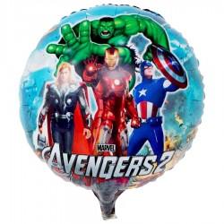 Globo avengers