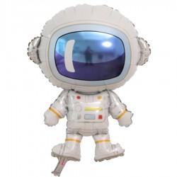Globo astronauta
