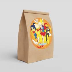 12 Bolsas de dulces DC hero...