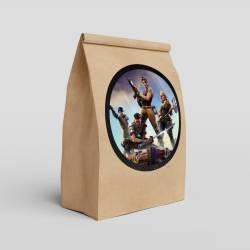 12 Bolsas de dulces Fornite