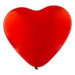 Globo corazón de látex