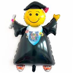 Globo de Graduación niño