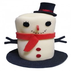 Sombrero Muñeco de Nieve