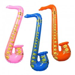Saxofon inflable