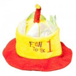 Sombrero 1 año