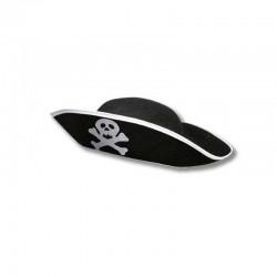 Sombrero Pirata tela