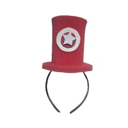 Diadema Capitan America