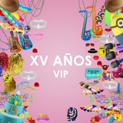 Promo XV Años VIP