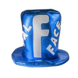 Sombrero Facebook Tela