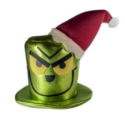 Sombrero Grinch de Tela