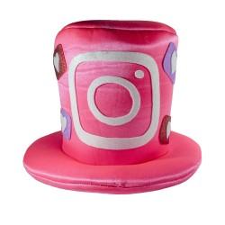 Sombrero Instagram de Tela