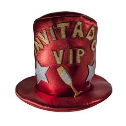 Sombrero Invitado VIP de Tela