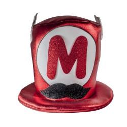 Sombrero Mario Bros de Tela