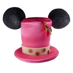 Sombrero Minnie de Tela