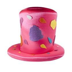Sombrero Neon de Tela