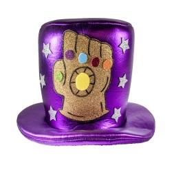 Sombrero Thanos de Tela